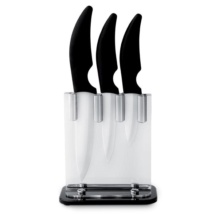 Набор ножей, черный