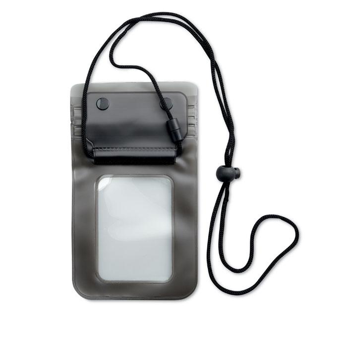 Чехол для смартфона, прозрачно-серый