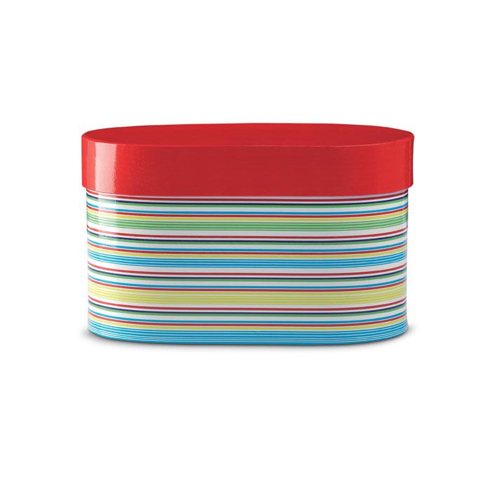Набор чашек, многоцветный