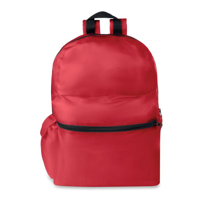 Рюкзак-дождевик, красный