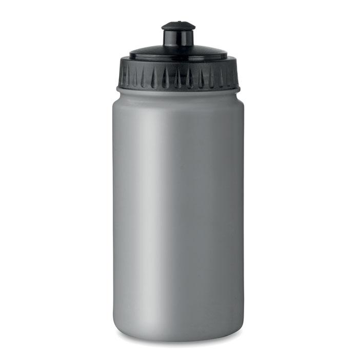 Бутылка для питья, тускло-серебряный