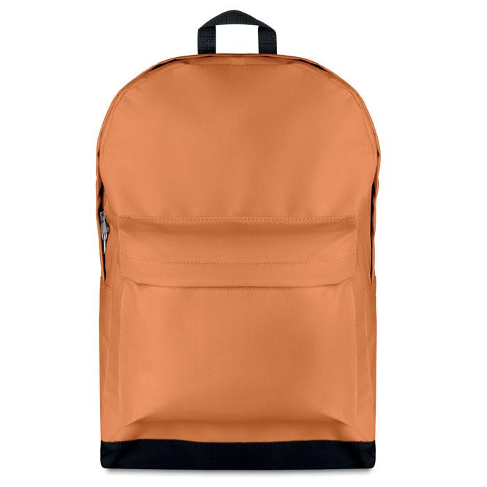 Рюкзак, оранжевый