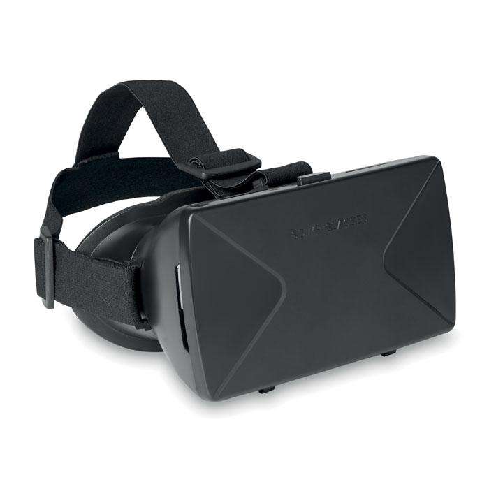Очки виртуальные 3D, черный