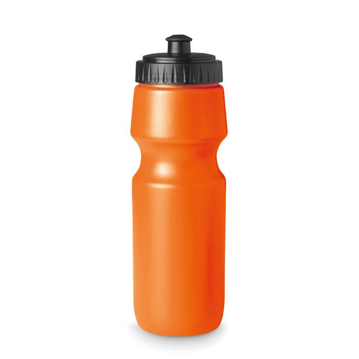 Фляга спортивная, оранжевый