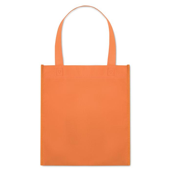Сумка для покупок, оранжевый