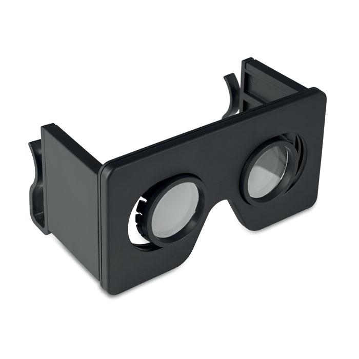 Виртуальные очки, черный