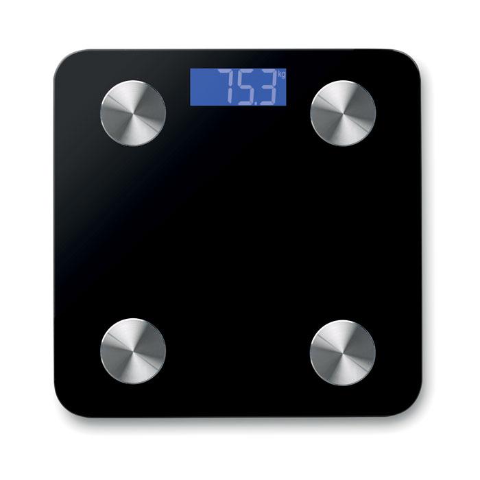 Весы, черный