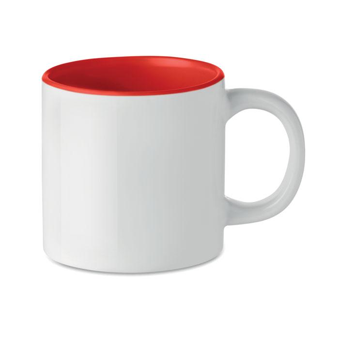 Кружка, красный