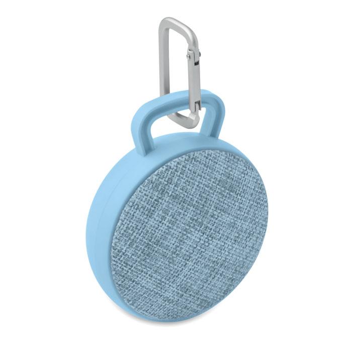 Bluetooth колонка, небесно-голубой