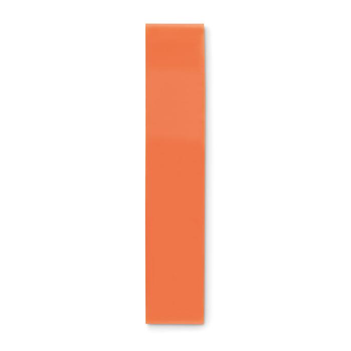 Ремень спортивный, оранжевый