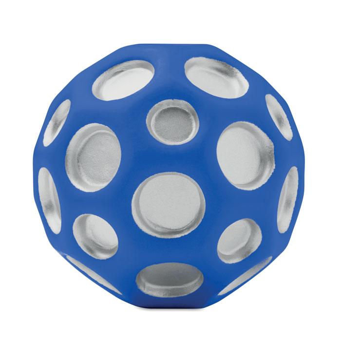 Мяч-антистресс, синий