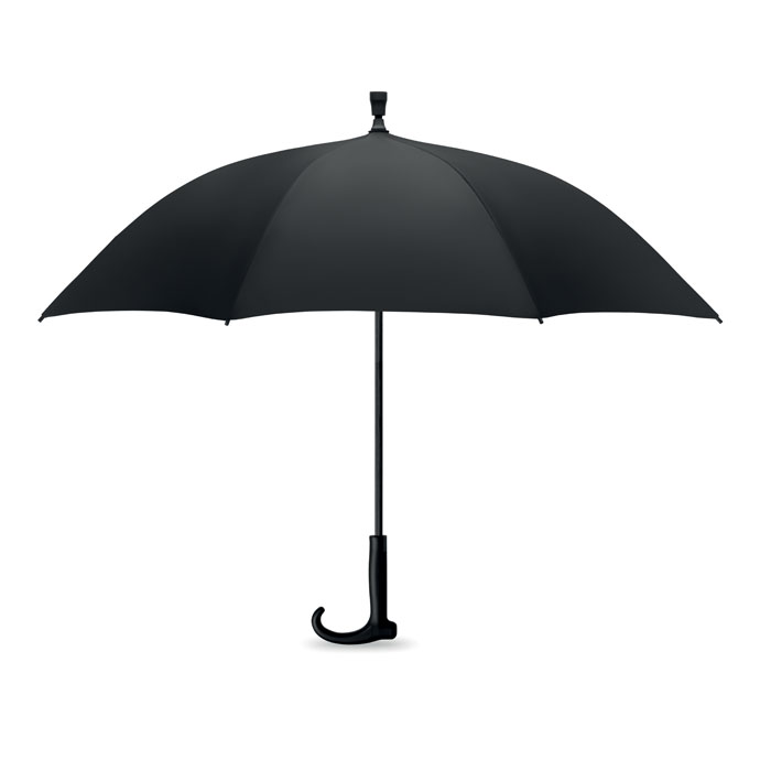 Зонт трость, черный