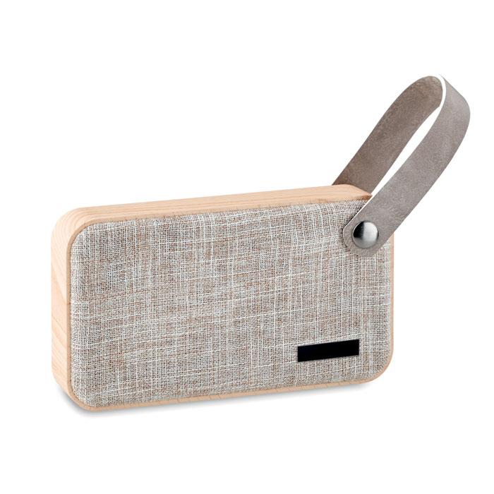 Колонка Bluetooth, бежевый