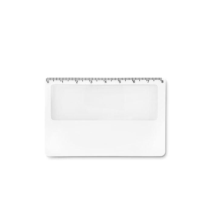 Чехол для кредитной карты, белый