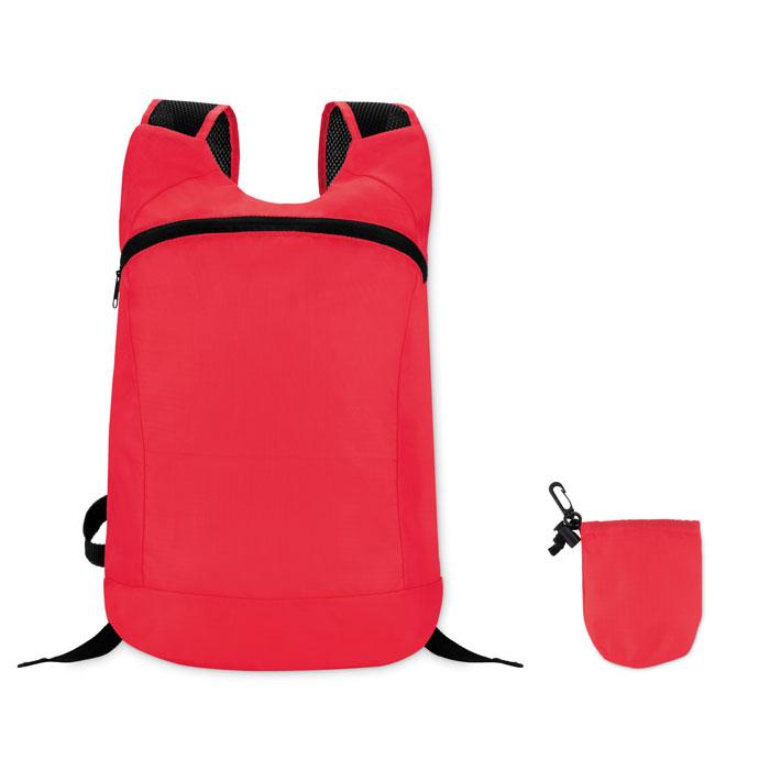 Рюкзак спортивный, красный