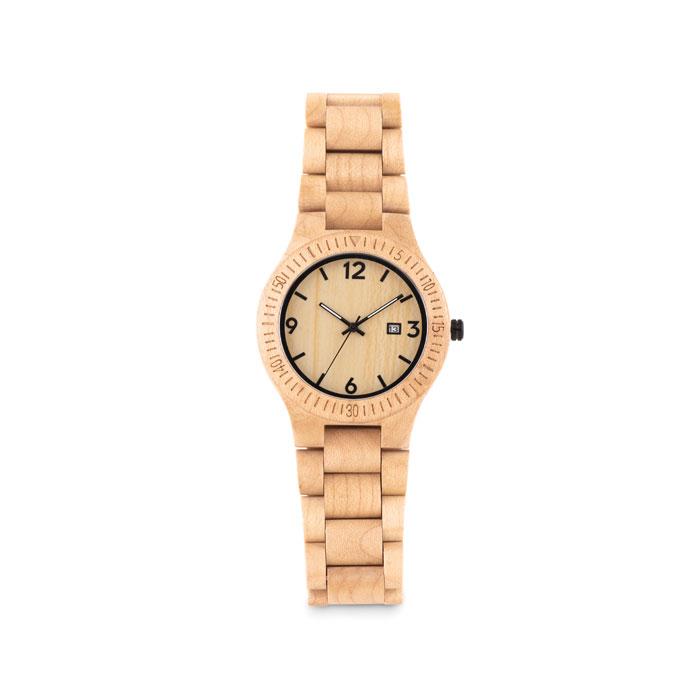 Наручные часы деревянные, древесный